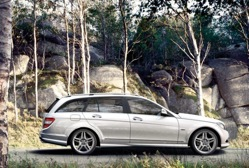testrit mercedes c220 amg break 2 2 cdi avantgarde 5 aut 163 pk. Black Bedroom Furniture Sets. Home Design Ideas